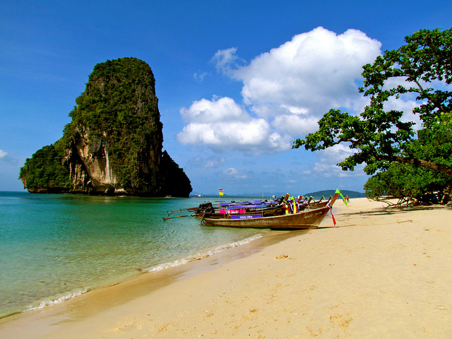 Популярные пляжи Таиланда