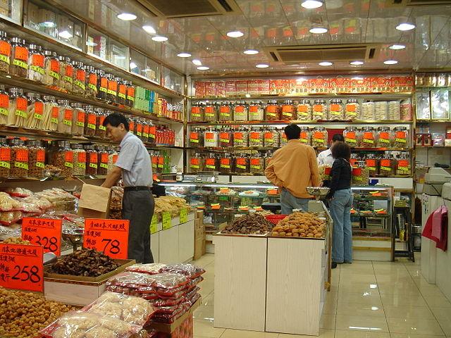 Супермаркет в Бангкоке