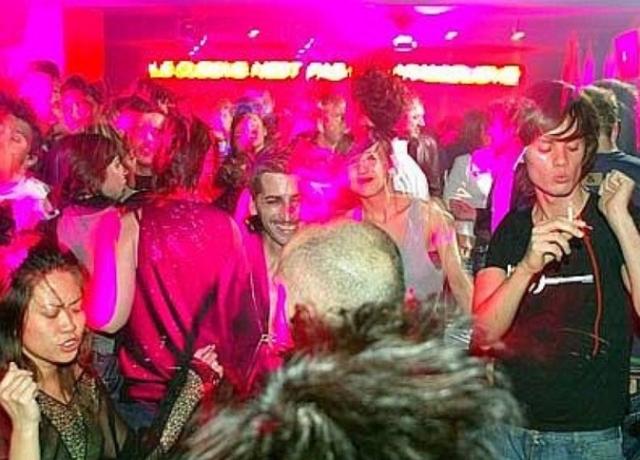 Клуб Bueau Geste в Милане