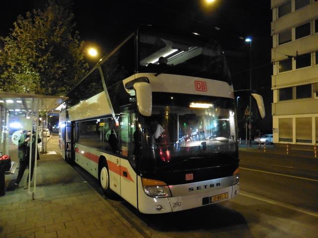 DB Fernverkehr Bus