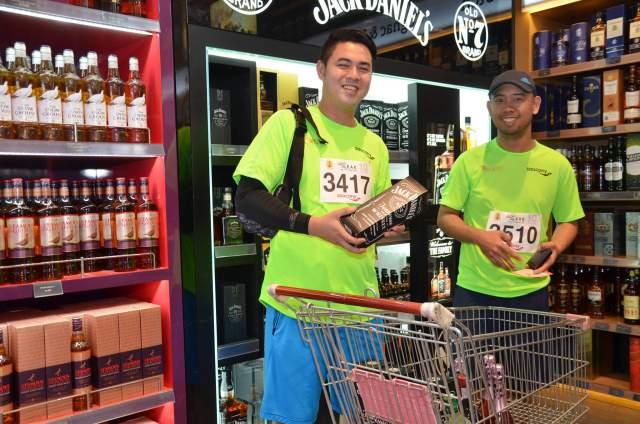 Алкогольный маркет ОАЭ