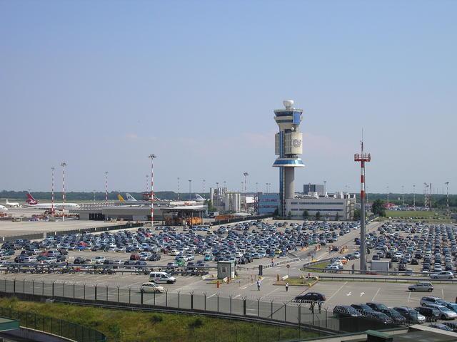 Миланский аэропорт Мальпенса