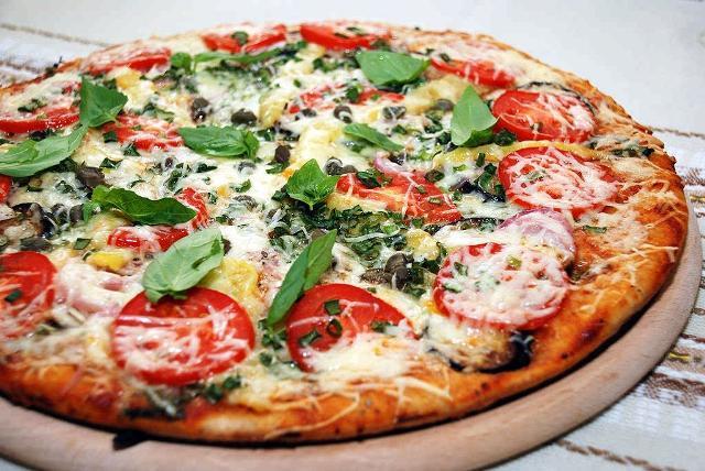 Пицца на Искье