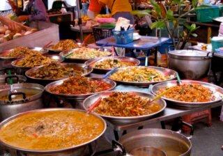 Национальная кухня Таиланда
