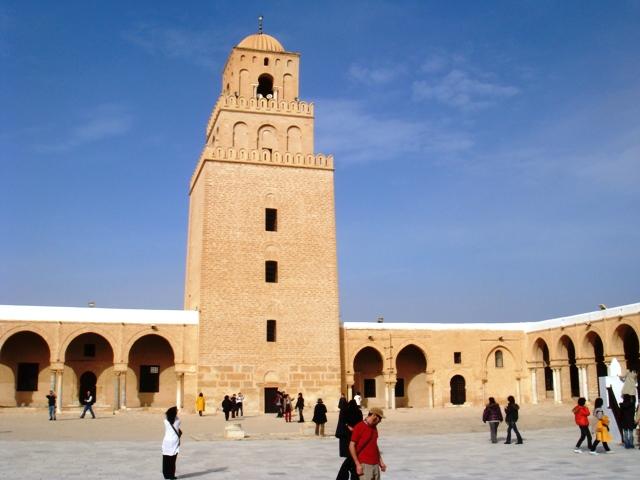 Соборная Мечеть Кайруана (Тунис)