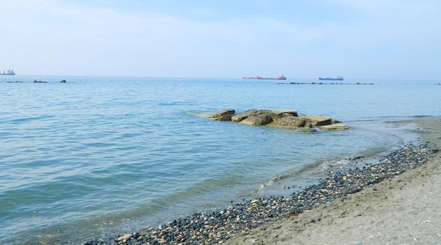 Пляж Акти Олимпион в Лимассоле