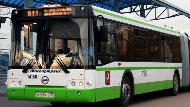 Автобус 611