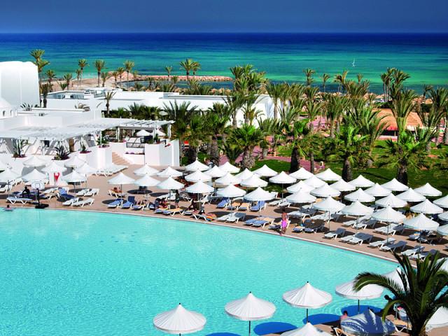 Остров Джерба в Тунисе