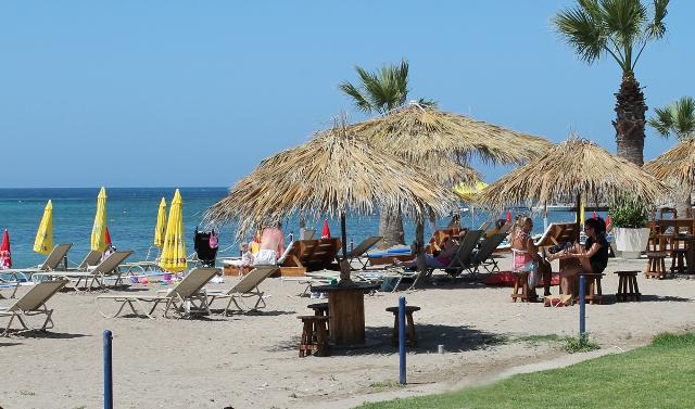 Пляж Героскипу в Пафосе