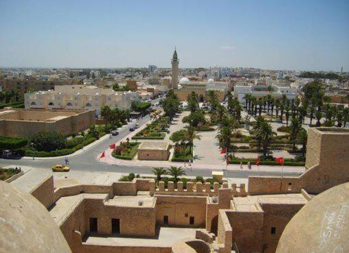 Монастир в Тунисе