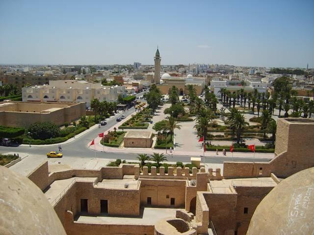 монастир тунис на карте