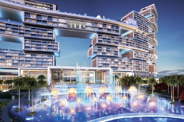 Отель The Royal Atlantis Resort and Residences в Дубаи