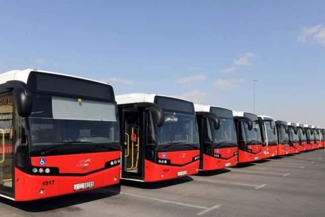 Общественный транспорт в ОАЭ