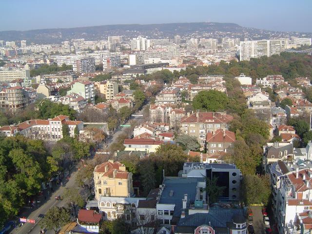 Варна город курорт в Болгарии
