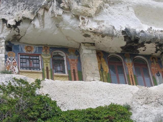 Монастырь Аладжа, Болгария, Золотые Пески