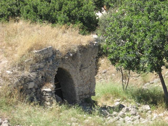 Замок Какун Нетания Израиль