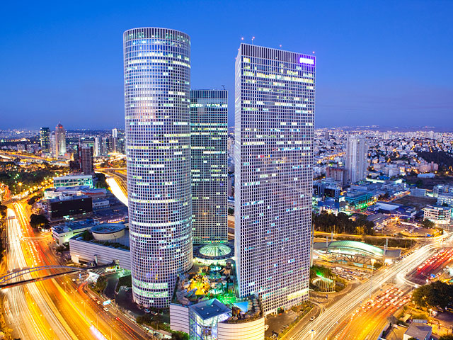 Башни Азриэли Тель-Авив Израиль