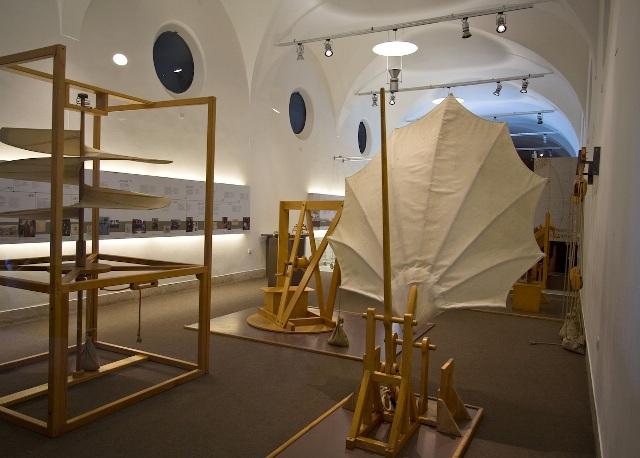 Музей Леонардо да Винчи Милан, Италия