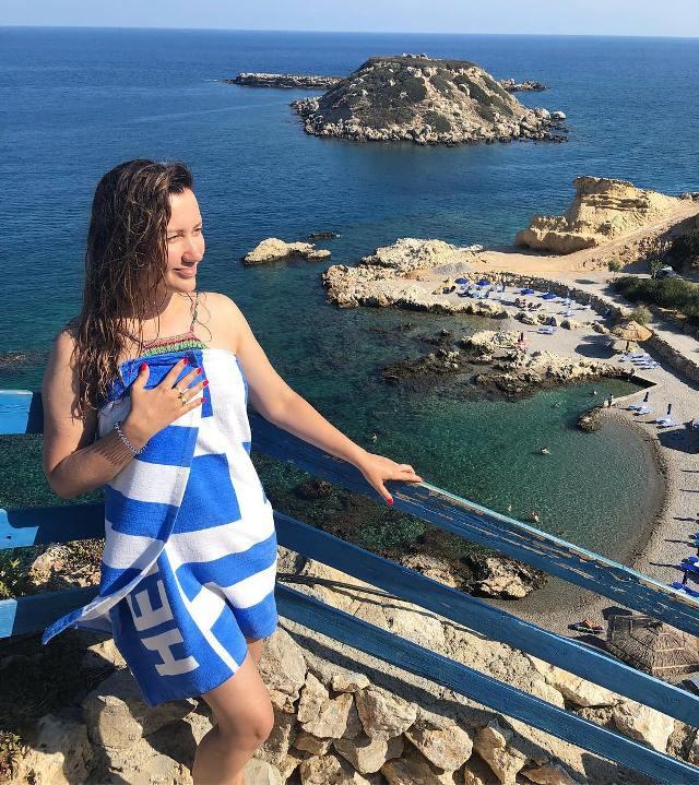 Популярные пляжи о.Родос