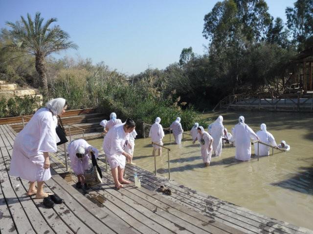 Река Иордан в Израиле