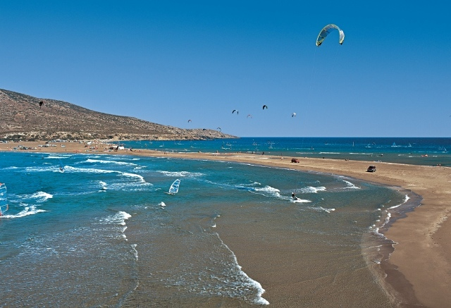 Пляж Прасониси, Родос, Греция