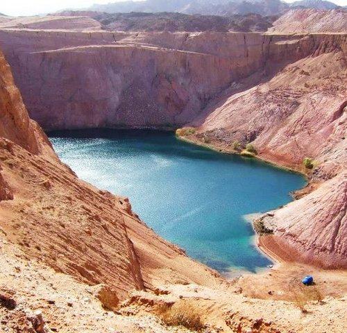 Долина Тимна рядом с Эйлатом