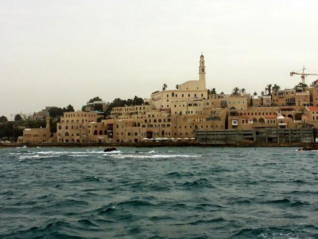 Древний город Яффо Израиль