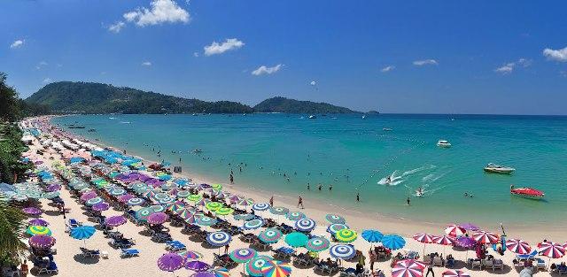 Пляж Патонг (Patong Beach)