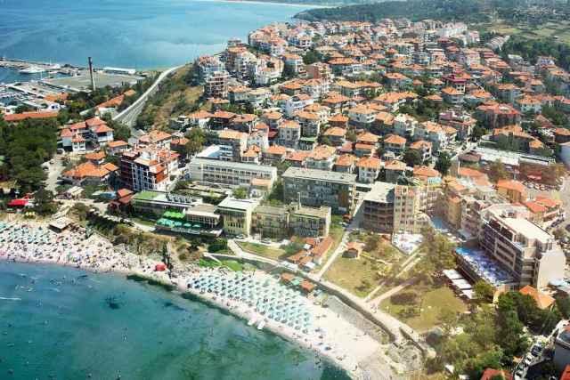Созополь в Болгарии