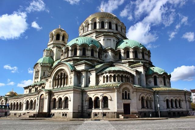 Храм Александра Невского в Софии