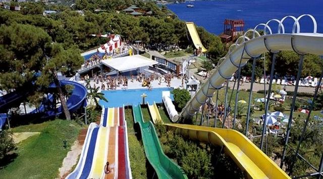 Аквапарк Water Planet (Алания, Турция)