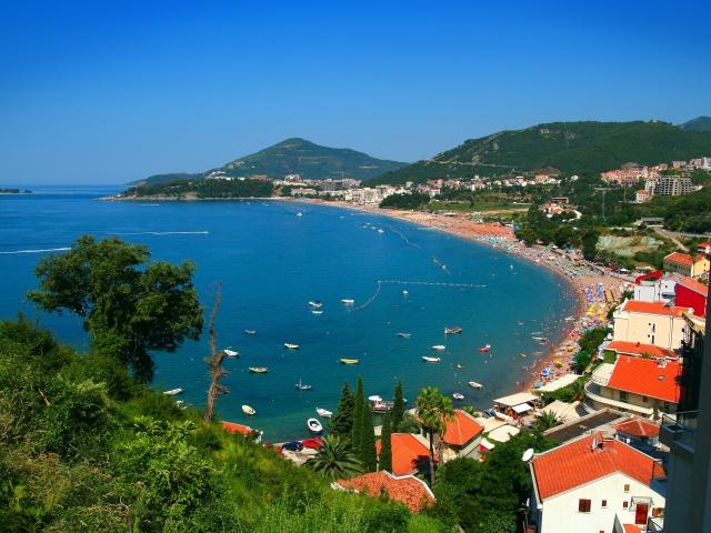 Будва - пляжный курорт в Черногории