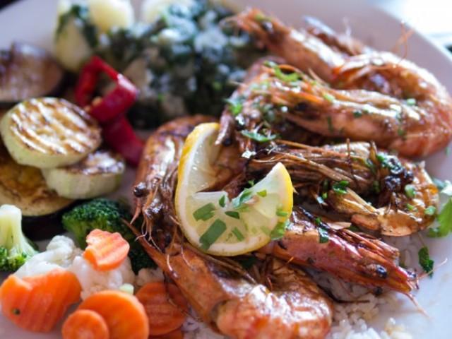 Морская кухня в Черногории