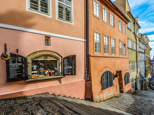 Злата улочка в Праге
