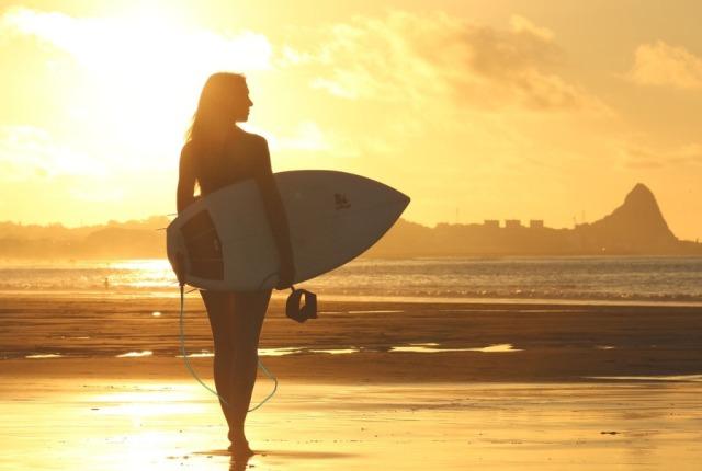 Серфинг на Миконосе