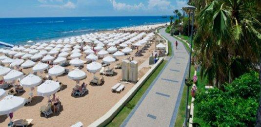 Пляжи Сиде (Турция)