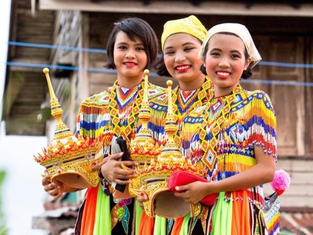 Вот такие они жители Таиланда