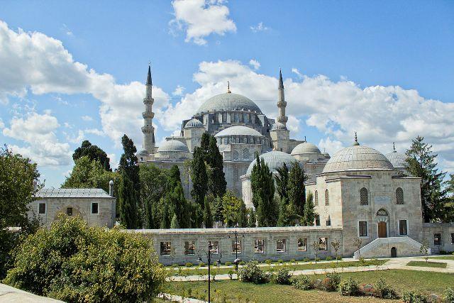 Сулеймание в Стамбуле