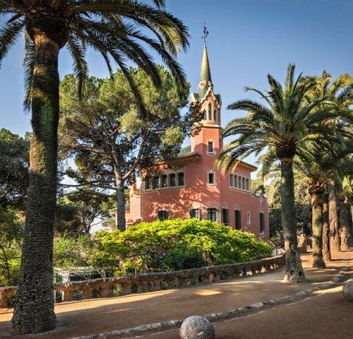Casa Museu Gaudí Барселона