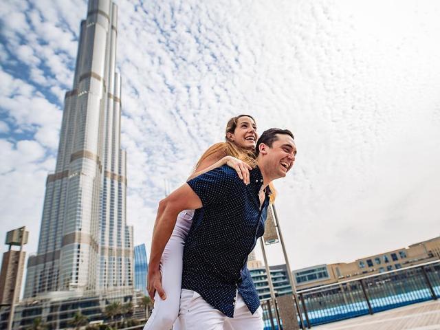 Свадьба в ОАЭ