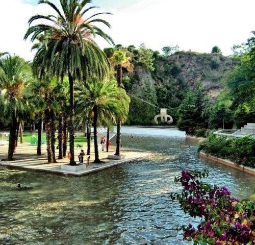 Parc de La Creueta del Coll Барселона