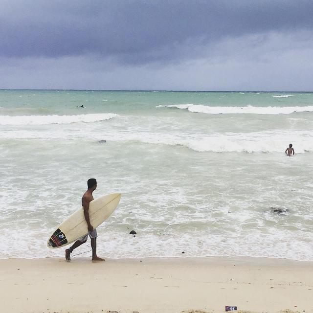 Серфинг в Банг Тао