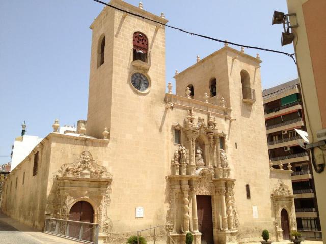 Базилика Санта-Марии в Аликанте