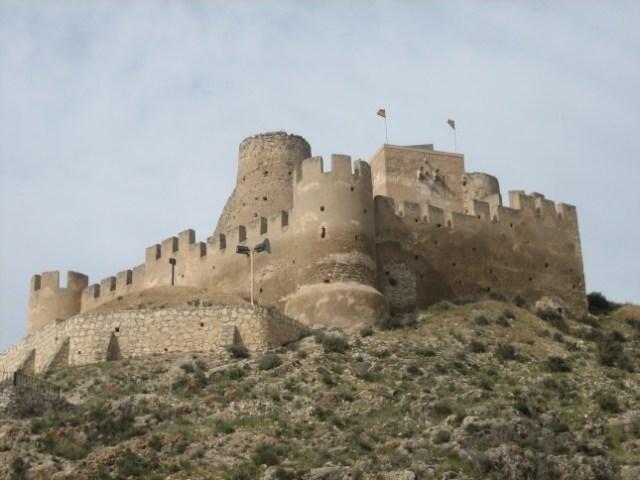 Крепость Св. Варвары в Аликанте