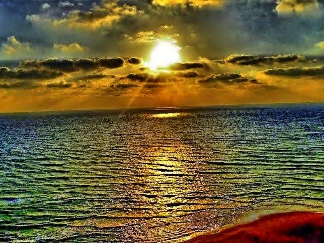 Средиземное море (Израиль)