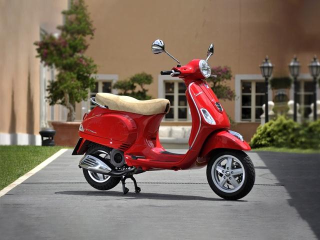 Скутер Vespa