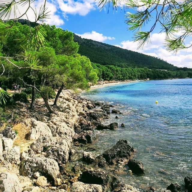 Мыс Фурмитор, Балеарские острова