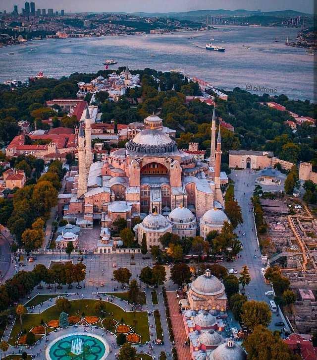 Дворец Топкапы в Сиамбуле
