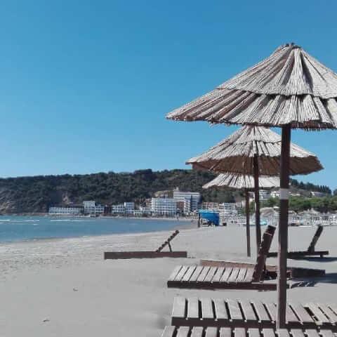 Пляж Велика плажа / Velika plaza