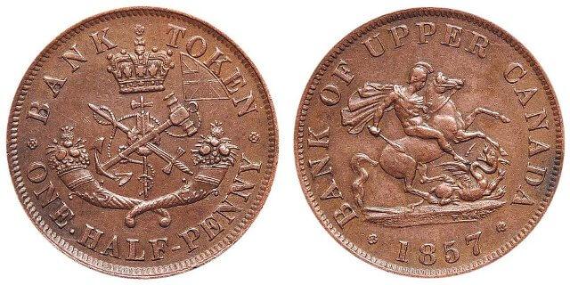 Канадский пенни
